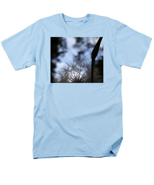 Thistle At Dusk Men's T-Shirt  (Regular Fit)