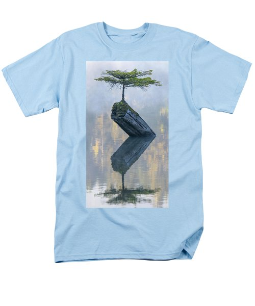 Timeless Tranquility Men's T-Shirt  (Regular Fit) by Keith Boone