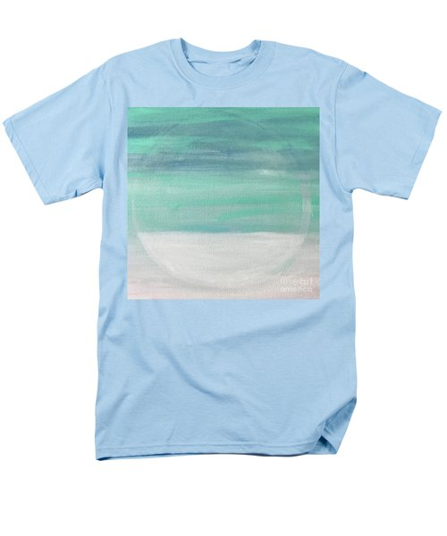 Men's T-Shirt  (Regular Fit) featuring the painting To The Moon by Kim Nelson