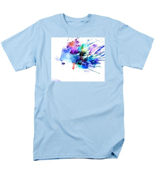 Men's T-Shirt  (Regular Fit) featuring the painting Tortured Ways by Denise Tomasura