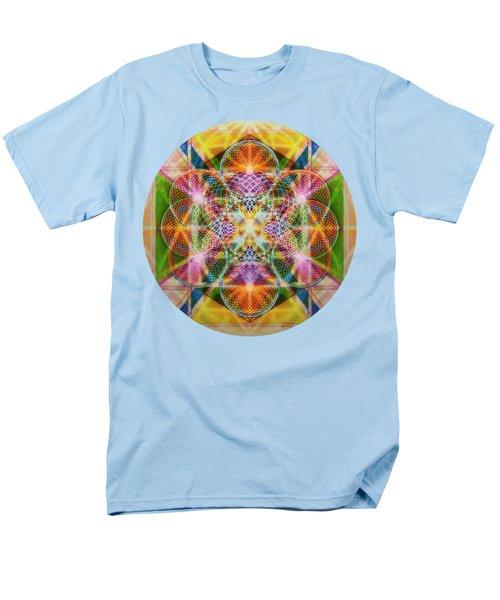 Torusphere Synthesis Bright Beginning Soulin I Men's T-Shirt  (Regular Fit)
