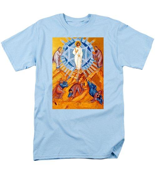 Transfiguration Of Christ Men's T-Shirt  (Regular Fit) by Munir Alawi