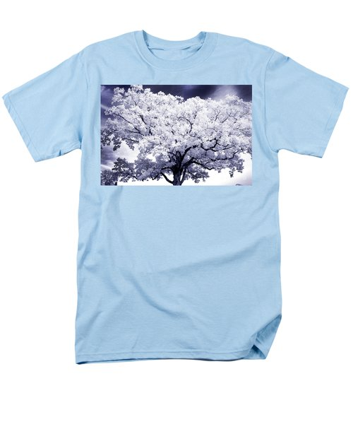 Men's T-Shirt  (Regular Fit) featuring the photograph Tree by Paul W Faust - Impressions of Light