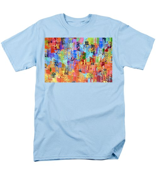 True Colours Men's T-Shirt  (Regular Fit)