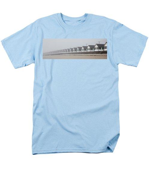 Truro Fog Imagination Men's T-Shirt  (Regular Fit) by Charles Harden