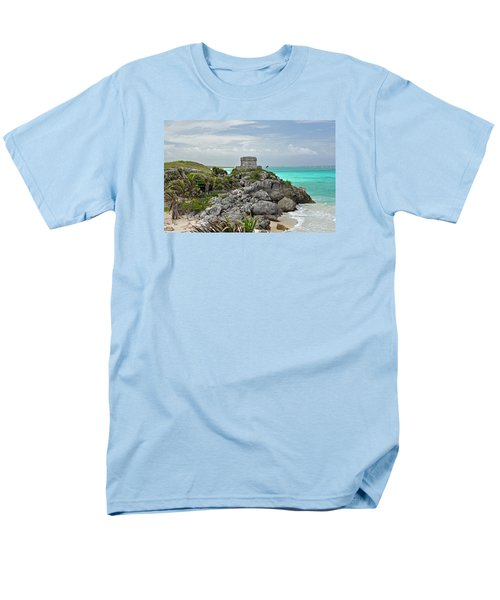 Tulum Mexico Men's T-Shirt  (Regular Fit)