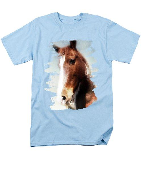 Tumbleweed Sideways Glance Men's T-Shirt  (Regular Fit) by Anita Faye