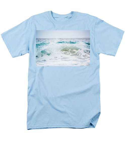 Turquoise Beauty Men's T-Shirt  (Regular Fit) by Shelby Young