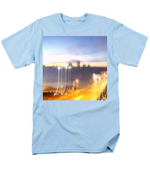 Uptown Toronto - Friday Night Men's T-Shirt  (Regular Fit) by Serge Averbukh