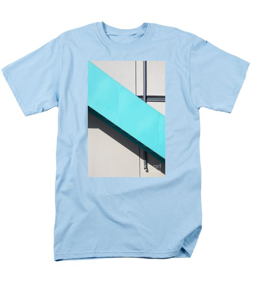 Men's T-Shirt  (Regular Fit) featuring the photograph Urban Abstract 1 by Elena Nosyreva