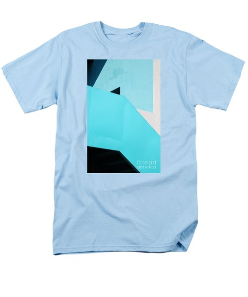 Men's T-Shirt  (Regular Fit) featuring the photograph Urban Abstract 2 by Elena Nosyreva