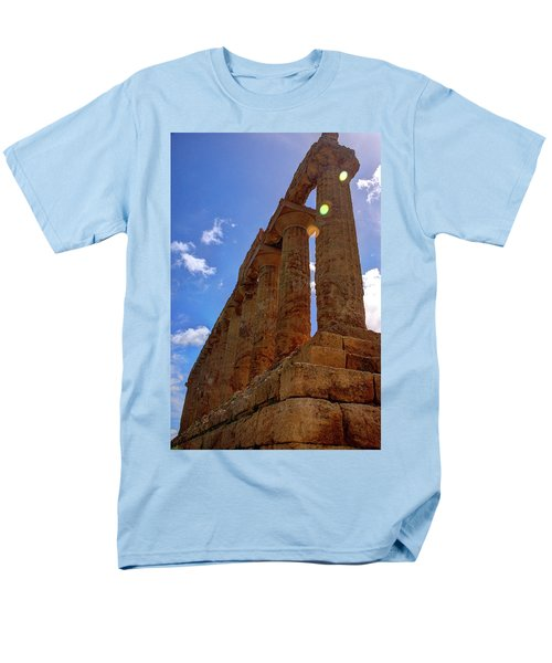 Valley Of The Temples Iv Men's T-Shirt  (Regular Fit) by Patrick Boening