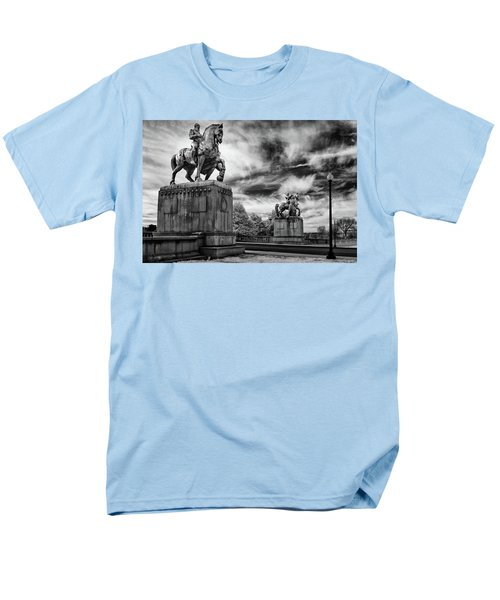 Valor Men's T-Shirt  (Regular Fit) by Paul Seymour