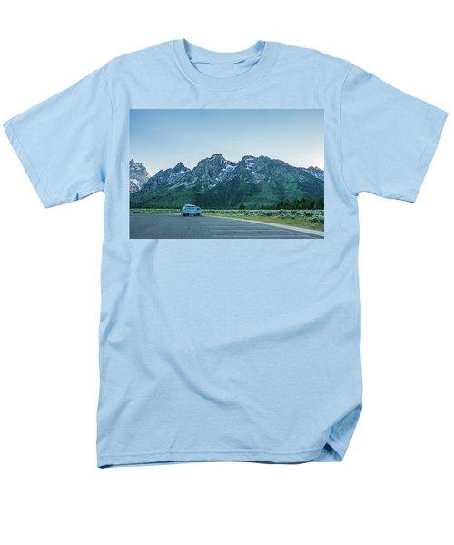 Van Life Men's T-Shirt  (Regular Fit) by Alpha Wanderlust