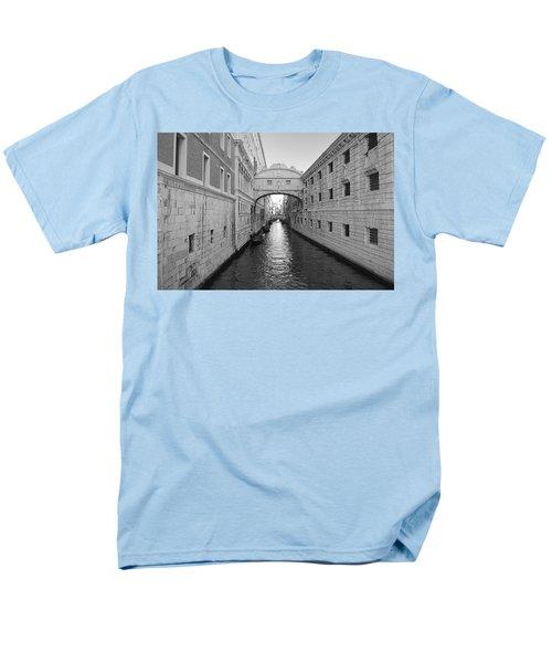 Venice Men's T-Shirt  (Regular Fit) by Jonathan Kerckhaert