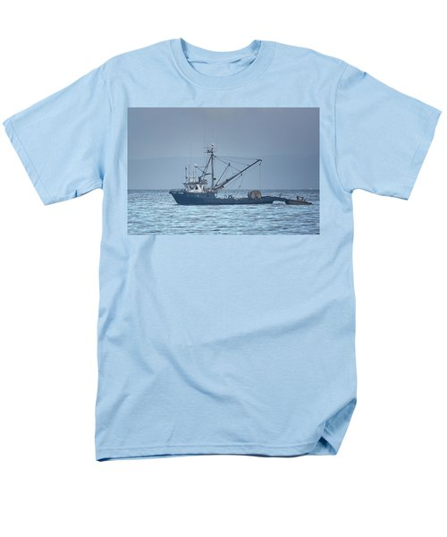 Men's T-Shirt  (Regular Fit) featuring the photograph Viking Fisher 3 by Randy Hall
