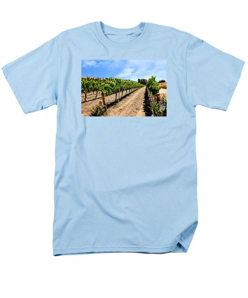 Vines And Roses Men's T-Shirt  (Regular Fit) by Chris Smith