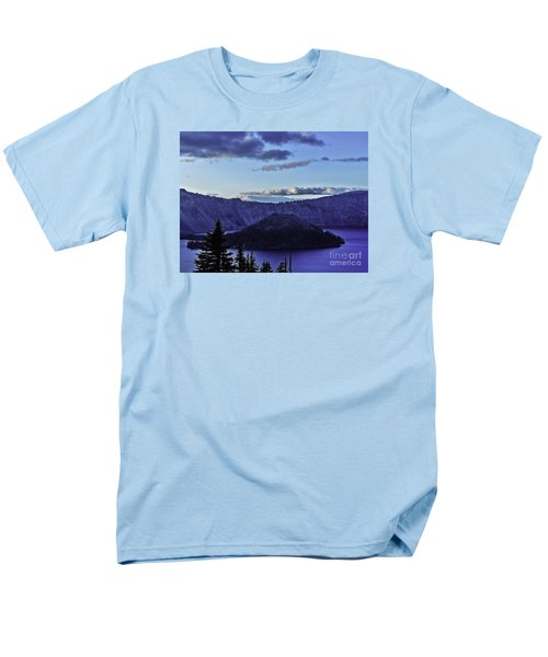 Volcano Within Men's T-Shirt  (Regular Fit) by Nancy Marie Ricketts