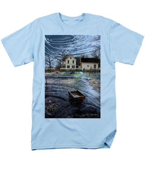 Wagon Men's T-Shirt  (Regular Fit) by Joan Ladendorf