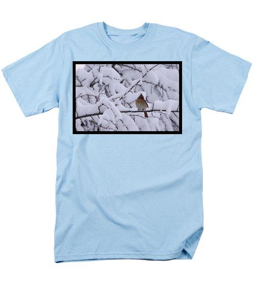 Waiting For Mr. C Men's T-Shirt  (Regular Fit) by Shari Jardina