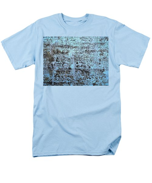 Wall Abstract 163 Men's T-Shirt  (Regular Fit) by Maria Huntley