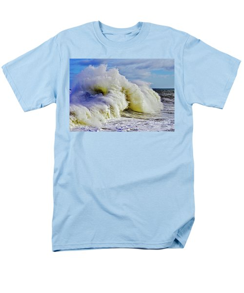 Moody Surf Men's T-Shirt  (Regular Fit) by Michael Cinnamond