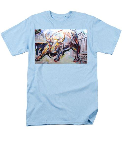 Wealth Men's T-Shirt  (Regular Fit) by John Jr Gholson