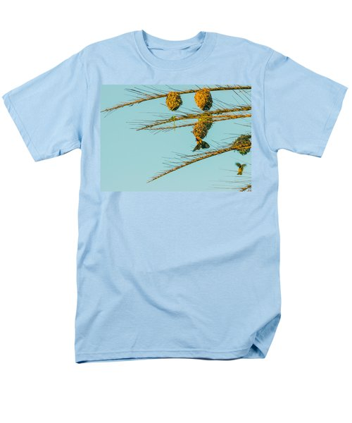 Weaver Birds Men's T-Shirt  (Regular Fit) by Patrick Kain