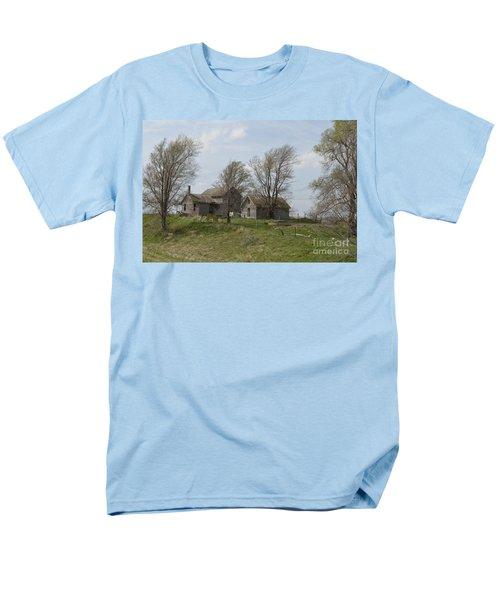 Welcome To The Farm Men's T-Shirt  (Regular Fit) by Renie Rutten