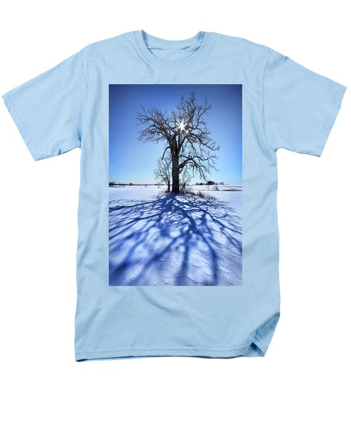 Men's T-Shirt  (Regular Fit) featuring the photograph What I Am, What I Was, What I Will Be by Phil Koch