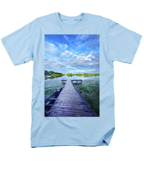 Where Dreams Are Dreamt Men's T-Shirt  (Regular Fit)