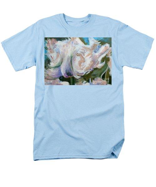 White Parrot Men's T-Shirt  (Regular Fit)