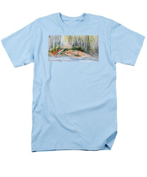 Whiteshell View Men's T-Shirt  (Regular Fit) by Joanne Smoley