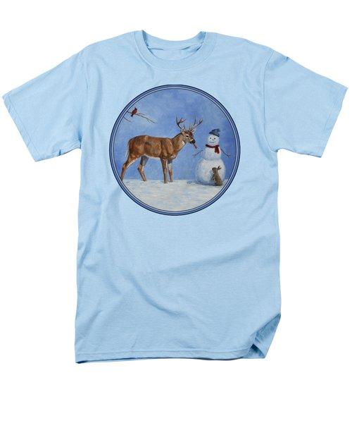 Whose Carrot Seasons Greeting Men's T-Shirt  (Regular Fit)
