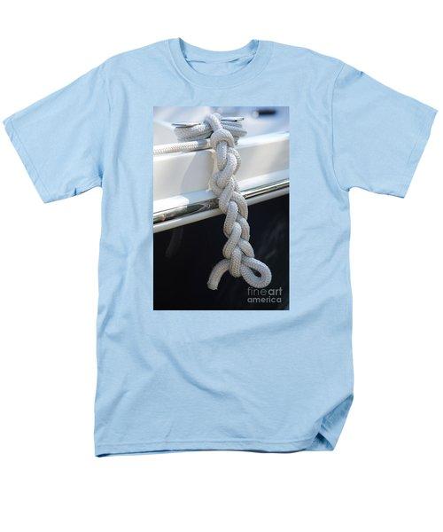Why Knot? Men's T-Shirt  (Regular Fit)