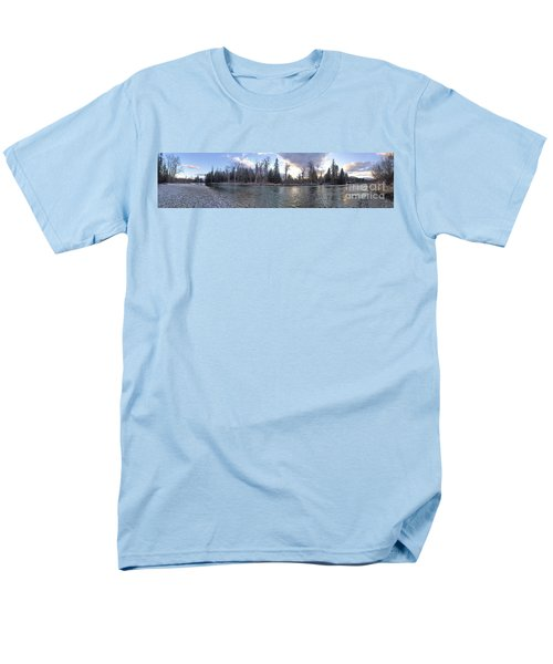 Men's T-Shirt  (Regular Fit) featuring the photograph Wilderness by Victor K