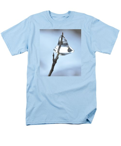 Men's T-Shirt  (Regular Fit) featuring the photograph Christmas Bells by Glenn Gordon