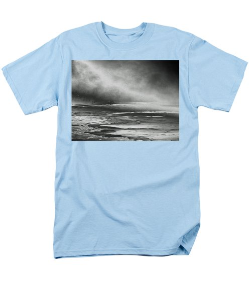 Winter's Song Men's T-Shirt  (Regular Fit) by Steven Huszar