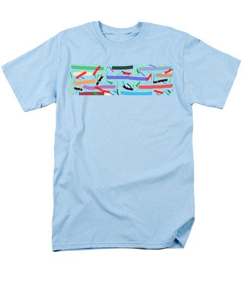 Wish - 40 Men's T-Shirt  (Regular Fit) by Mirfarhad Moghimi