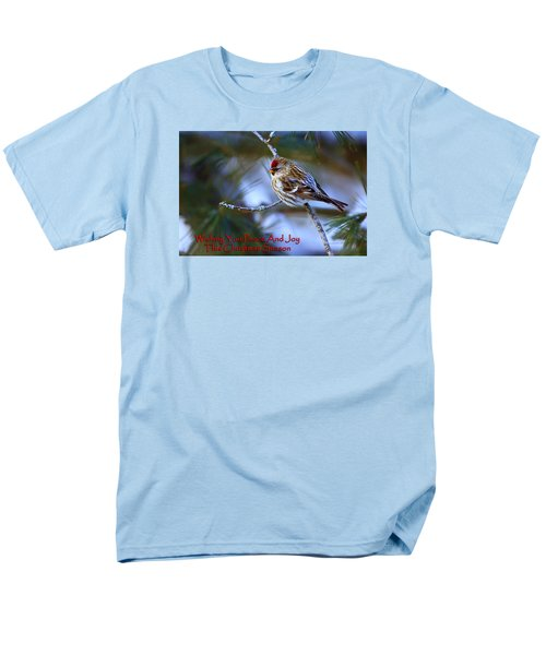 Men's T-Shirt  (Regular Fit) featuring the photograph Wishing You Peace And Joy by Gary Hall