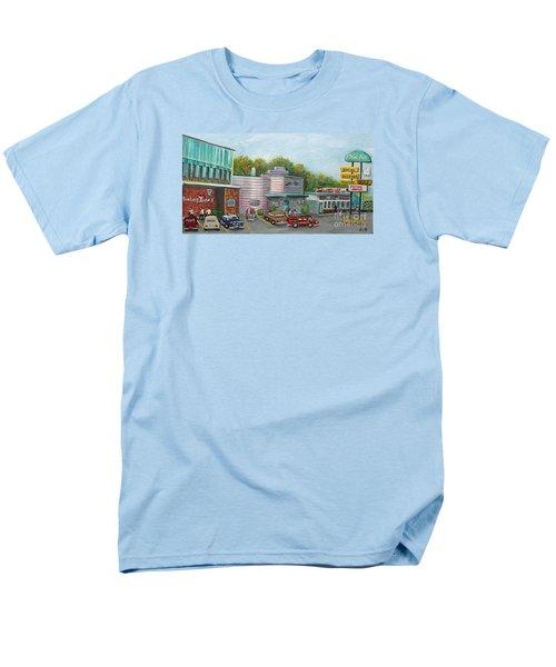 Wonderful Memories Of The Wal-lex Men's T-Shirt  (Regular Fit) by Rita Brown