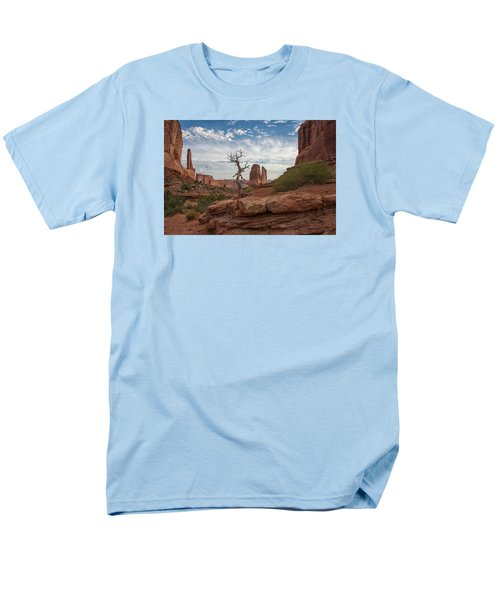 Wonders Along Park Avenue Men's T-Shirt  (Regular Fit) by Darlene Bushue