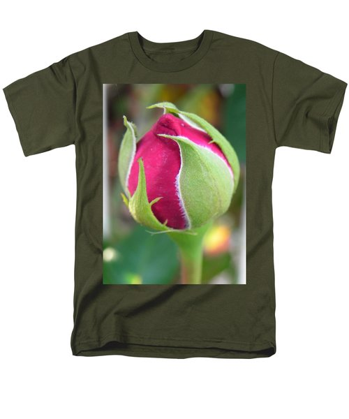 Men's T-Shirt  (Regular Fit) featuring the photograph Anticipation by Deb Halloran