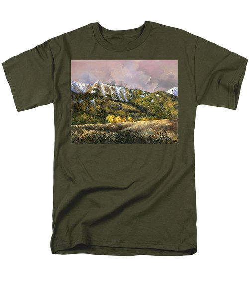 Men's T-Shirt  (Regular Fit) featuring the painting Bear Claw by Lynne Wright