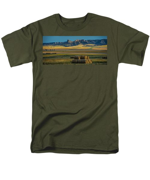 Bluff Country Men's T-Shirt  (Regular Fit) by Paul Freidlund