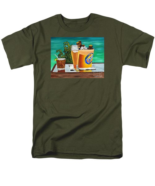 Caribbean Beer Men's T-Shirt  (Regular Fit)