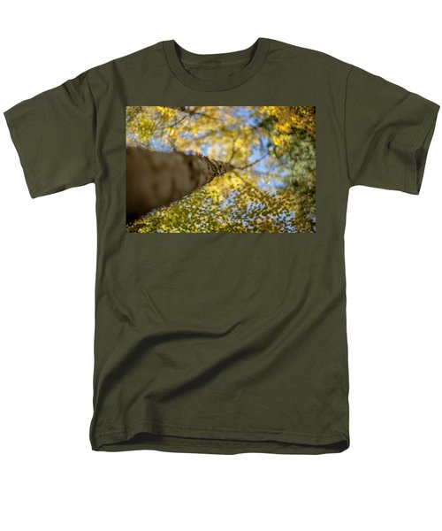 Men's T-Shirt  (Regular Fit) featuring the photograph Daydreaming by Aaron Aldrich