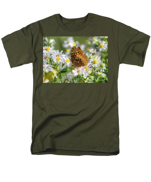 Men's T-Shirt  (Regular Fit) featuring the photograph Gods Creation-18 by Robert Pearson