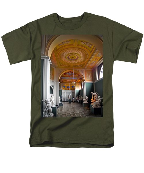 Kopenhavn Carlsberg Glyptotek 08 Men's T-Shirt  (Regular Fit)