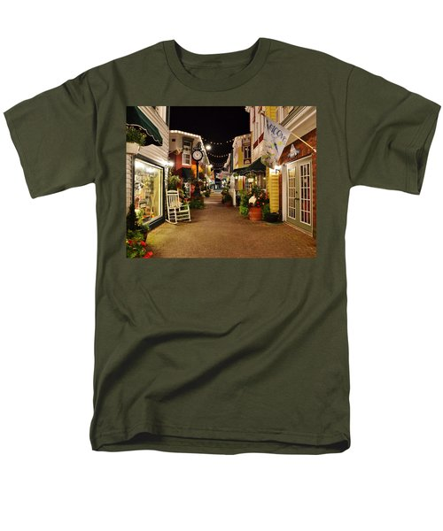 Penny Lane - Rehoboth Beach Delaware Men's T-Shirt  (Regular Fit)